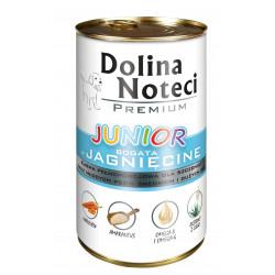 DOLINA NOTECI JUNIOR Premium /jagnięcina 400 g