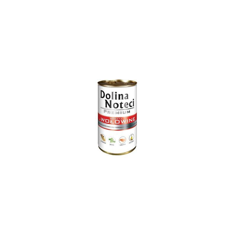 DOLINA NOTECI Premium /wołowina 400 g
