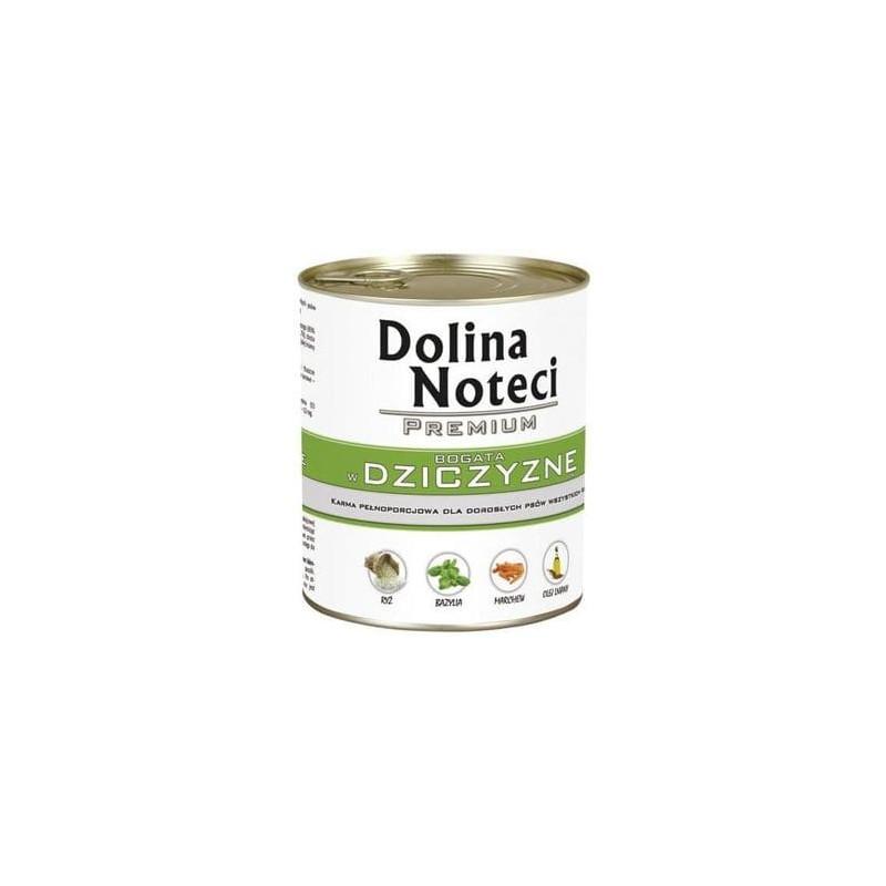 DOLINA NOTECI Premium /dziczyzna 800 g