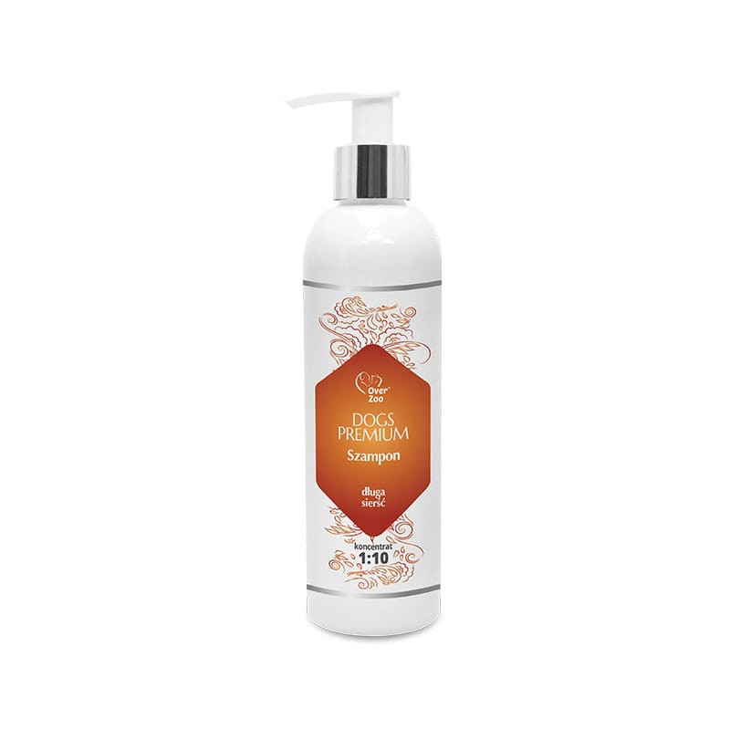 OVER ZOO DogsPremium szampon długa sierść 250 ml