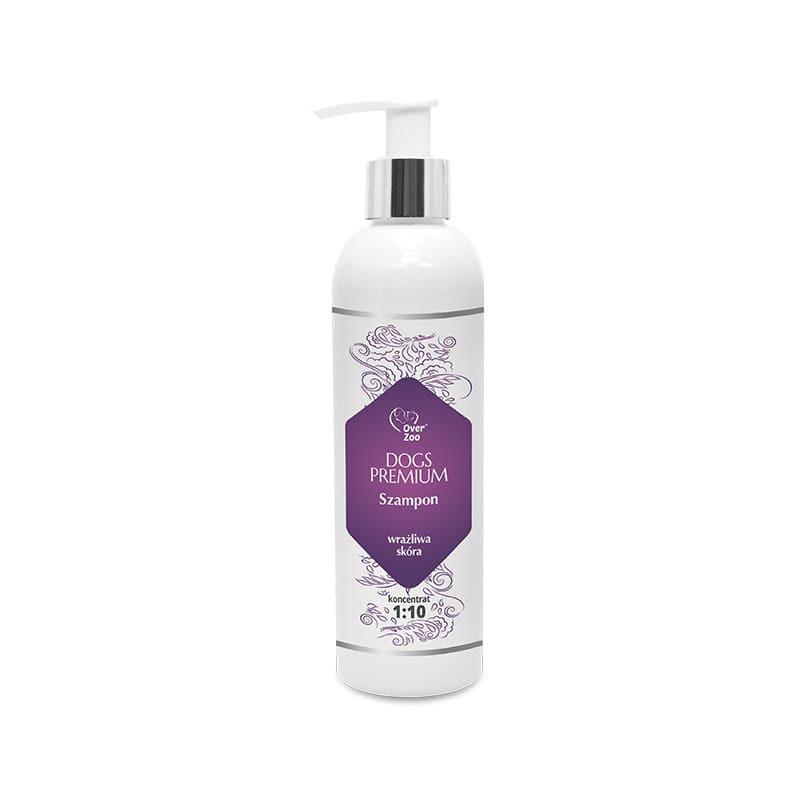 OVER ZOO DogsPremium szampon skóra wrażliwa 250 ml
