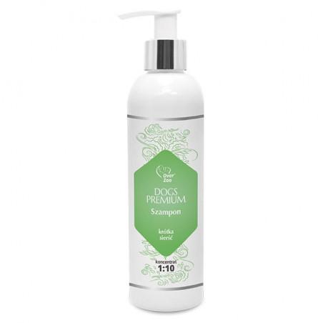 OVER ZOO DogsPremium szampon krótka sierść 250 ml