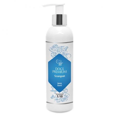 OVER ZOO DogsPremium szampon jasna sierść 250 ml