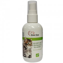 OVER ZOO Go Off! Cat 100 ml