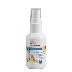 OVER ZOO Preparat na zakażenia skórne - spray 50ml