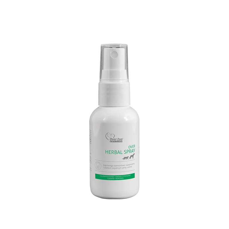 OVER ZOO Herbal Spray 50 ml