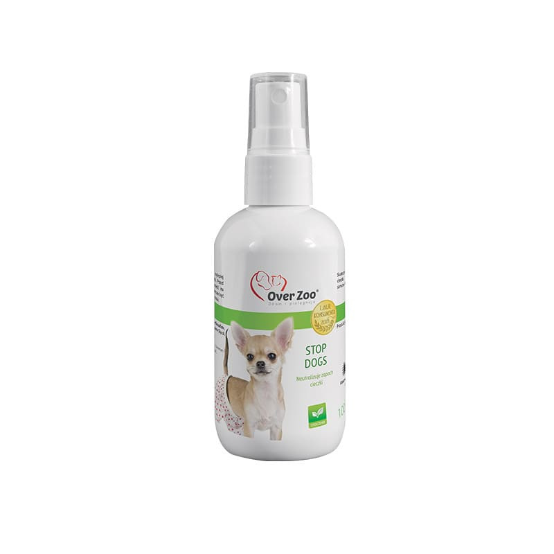 OVER ZOO Stop Dogs 100 ml