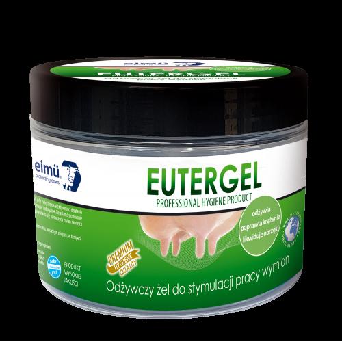 EUTERGEL - żel rozgrzewający do wymion 500 ml