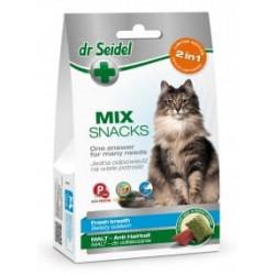DR SEIDEL smakołyki dla kota oddech & malt 50 g