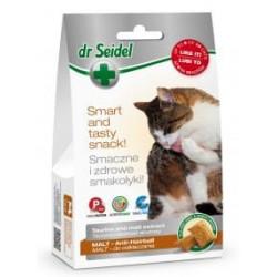 DR SEIDEL smakołyki na odkłaczanie - koty Malt 50 g