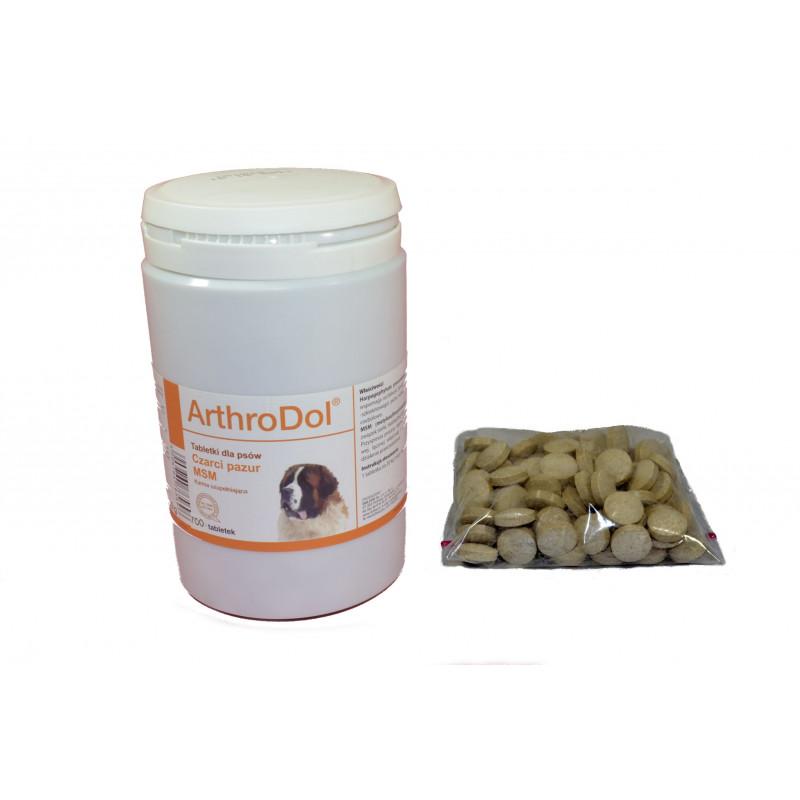 DOLFOS ArthroDol na stawy 30 tabletek - woreczek strunowy