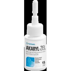 EUROWET Akaryl Żel - pielęgnacja uszu 15 ml