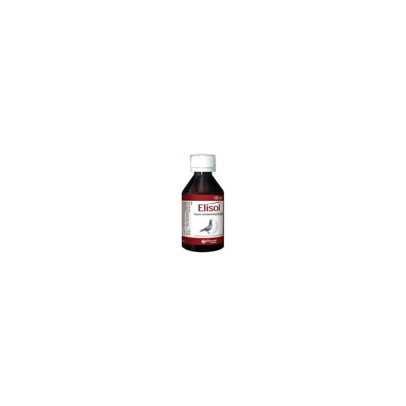 BIOWET Elisol - witaminy dla gołębi 100 ml