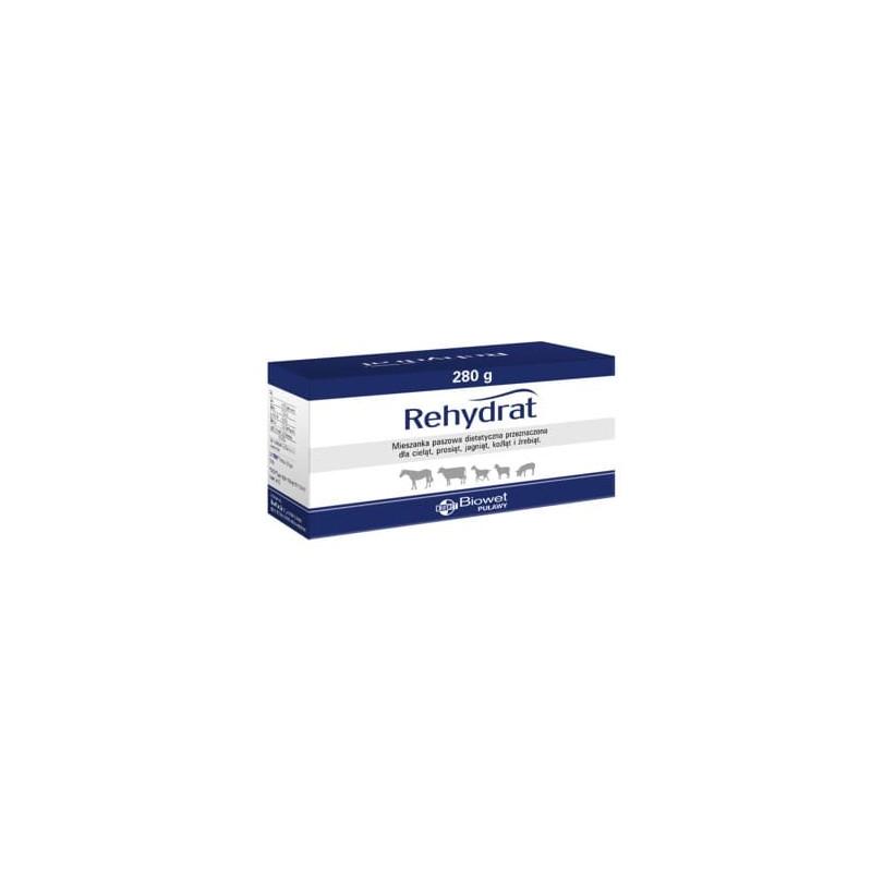 BIOWET Rehydrat - mieszanka paszowa 280 g