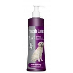 Fresh Line szampon z odżywką odświeżający 220 ml