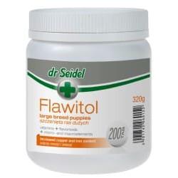 DR SEIDEL Flawitol - szczenięta dużych ras 200 tabl