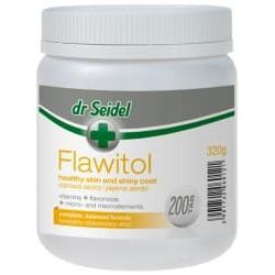 DR SEIDEL Flawitol na skórę i sierść 200 tabletek