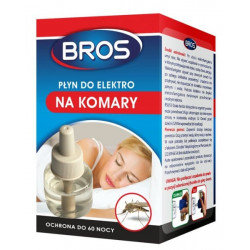 BROS płyn do elektro na komary