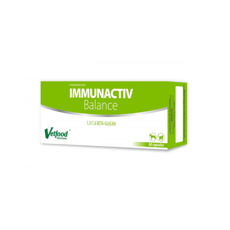Immunactiv Balance - na odporność 60 kaps