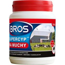 BROS Supercyp 6WP - preparat na muchy 200 g