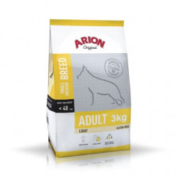 ARION ORIGINAL ADULT SMALL MEDIUM LIGHT 3 KG