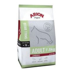ARION ORIGINAL ADULT SMALL LAMB&RICE 7.5 KG
