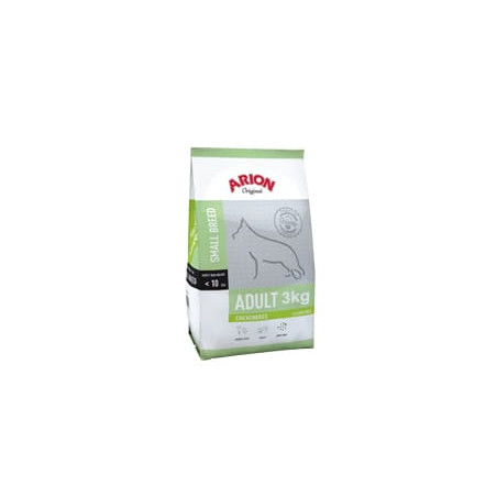 ARION ORIGINAL ADULT SMALL CHICKEN&RICE 3 KG