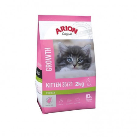 ARION ORIGINAL CAT KITTEN 2KG