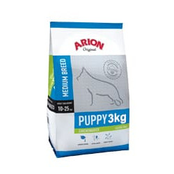 ARION ORIGINAL PUPPY MEDIUM CHICKEN&RICE 3 KG