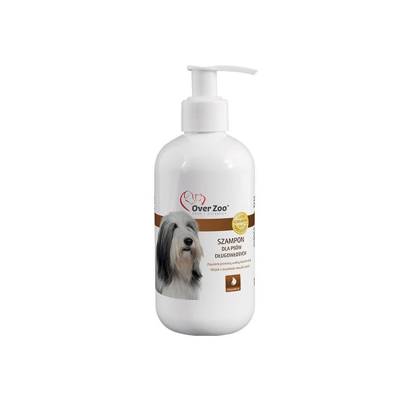 OVER ZOO Szampon dla psów długowłosych 250 ml