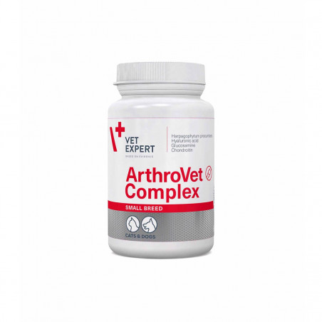 Arthrovet HA Complex 60 kaps small breed & CAT