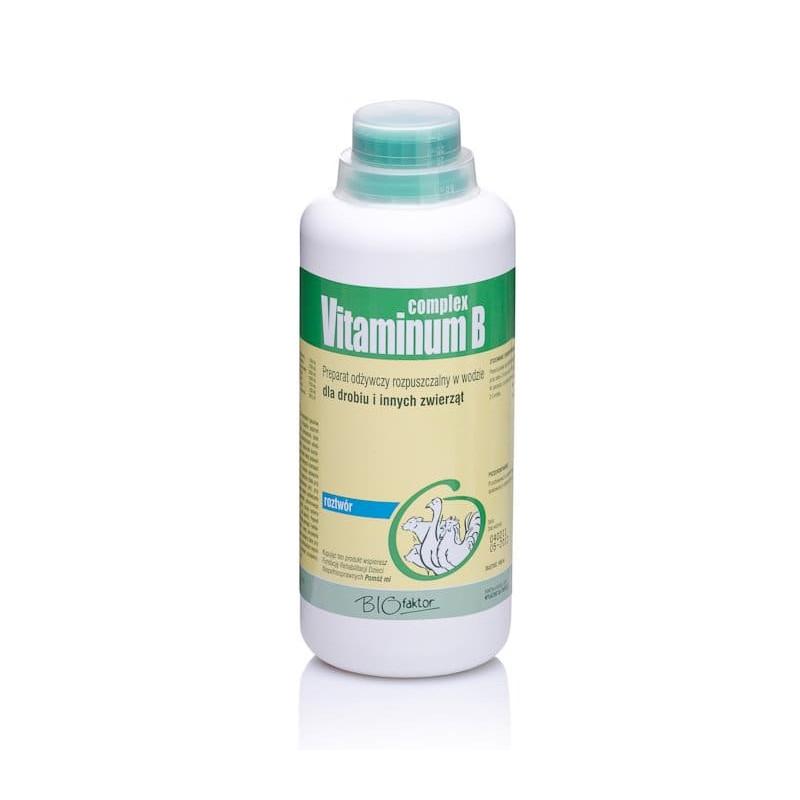 BIOFAKTOR Vitaminum B Complex 1 L