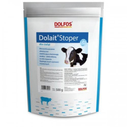 DOLFOS Dolait Stoper na biegunkę dla cieląt 500 g
