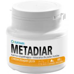 EUROWET Metadiar - na układ pokarmowy 60 g