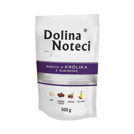 DOLINA NOTECI PREMIUM KRÓLIK 500G
