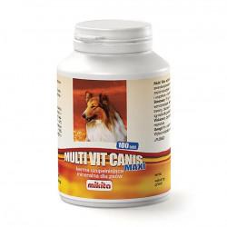 MIKITA Multi Vit Canis Maxi 100 tabletek