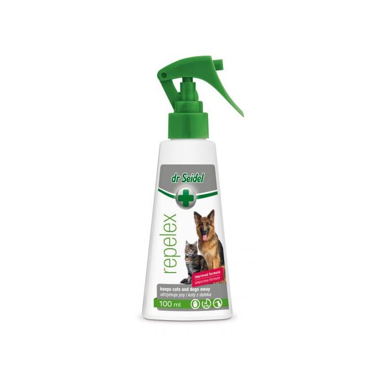 Repelex - Płyn odstraszający psy i koty 100ml