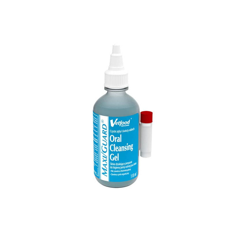 MAXI/GUARD Oral Cleansing Gel 118 ml