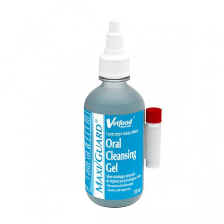 MAXI/GUARD Oral Cleansing Gel 118 ml