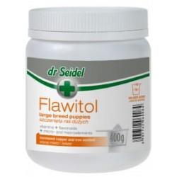 DR SEIDEL Flawitol dla szczeniąt ras dużych 400 g
