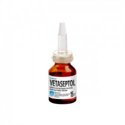EUROWET Vetaseptol krople do oczu i nosa 15 ml
