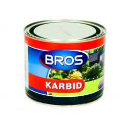 BROS Karbid granulowany na krety 500 g