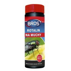 BROS Rotalin preparat na muchy i kleszcze 100 ml