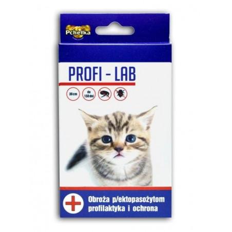 PROFI-LAB PCHEŁKA obroża na pchły kleszcze dla kota