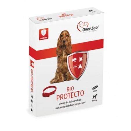 BIO PROTECTO obroża dla psów średnich 10-25kg 60cm