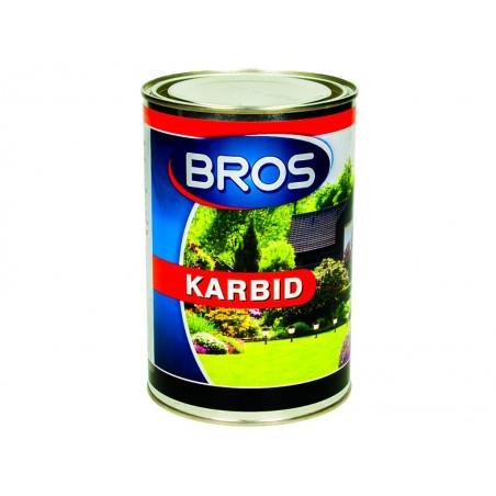 BROS Karbid granulowany na krety 1kg