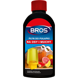 BROS płyn do pułapki na osy i muchy 200 ml
