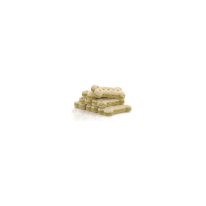 AdBi Ciastka kostki z chlorofilem dla psa 1kg