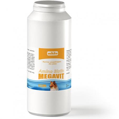 MIKITA Amino Biotin Megavit 400 tabletek