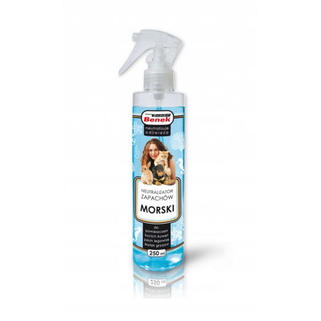 SUPER BENEK Neutralizator morski spray 250ml